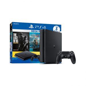 Sony PlayStation 4 Slim Mega Pack 1 - 1TB