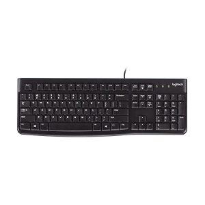 Logitech K120 Wired USB Keyboard price in sri lanka buy online at cyberdeals.lk