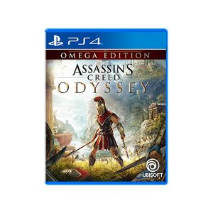 Assassin's Creed: Odessey – Omega Edition - PS4 Game price in sri lanka buy playstation 4 games online at cyberdeals.lk