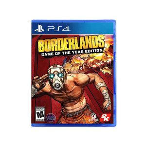 Borderlands: Game of the Year Edition - PS4 Game price in sri lanka buy playstation 4 games online at cyberdeals.lk