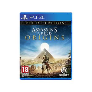 Assassin's Creed: Origins – Deluxe Edition - PlayStation 4 Game price in sri lanka buy online at cyberdeals.lk