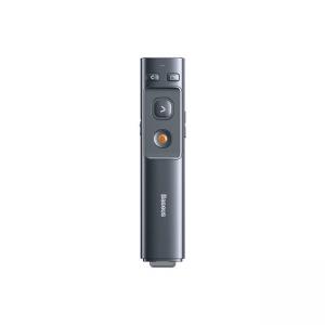 Baseus Orange Dot Bluetooth Wireless Presenter Laser Pointer price in sri lanka buy online at cyberdeals.lk