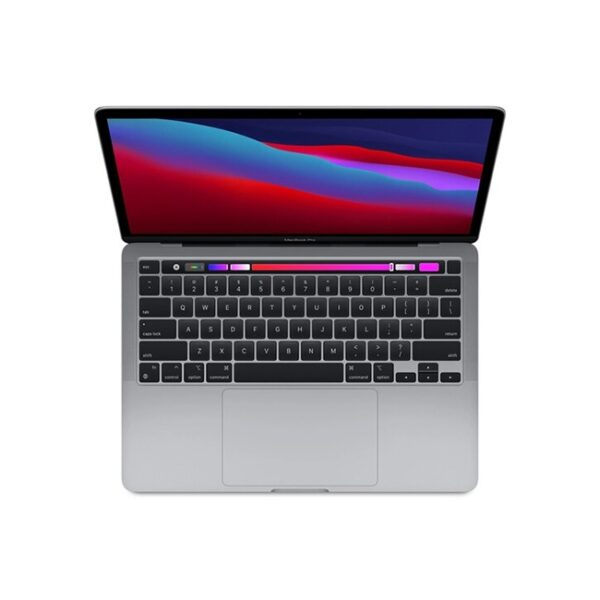 Apple 13.3 inch MacBook Pro M1 Chip with Retina Display Late 2020 Space Gray 1