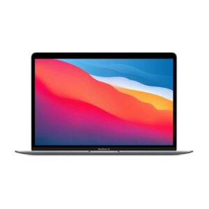 Apple MGN63LLA 13.3 inch MacBook Air M1 Chip with Retina Display Late 2020 Space Gray Main
