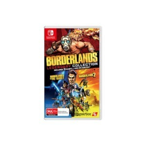 Borderlands Legendary Collection - Nintendo Switch Game price in sri lanka buy online at cyberdeals.lk