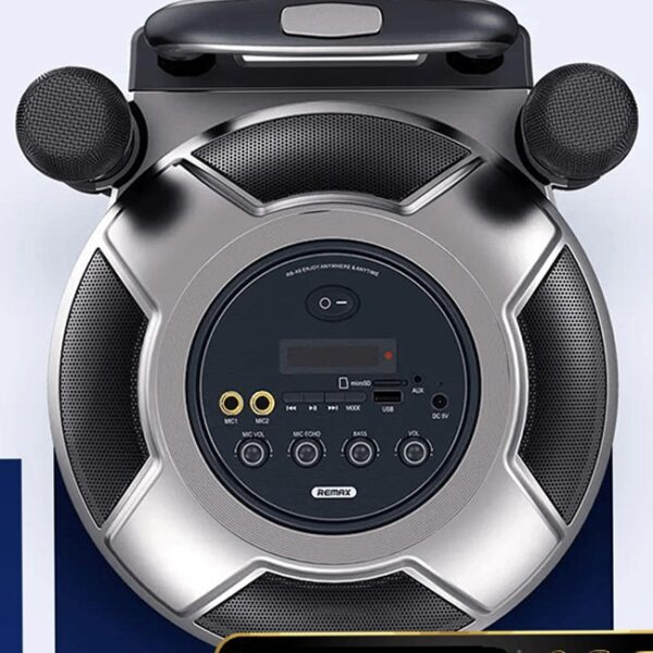 Remax RB X6 Outdoor Bluetooth Wireless Speaker 2