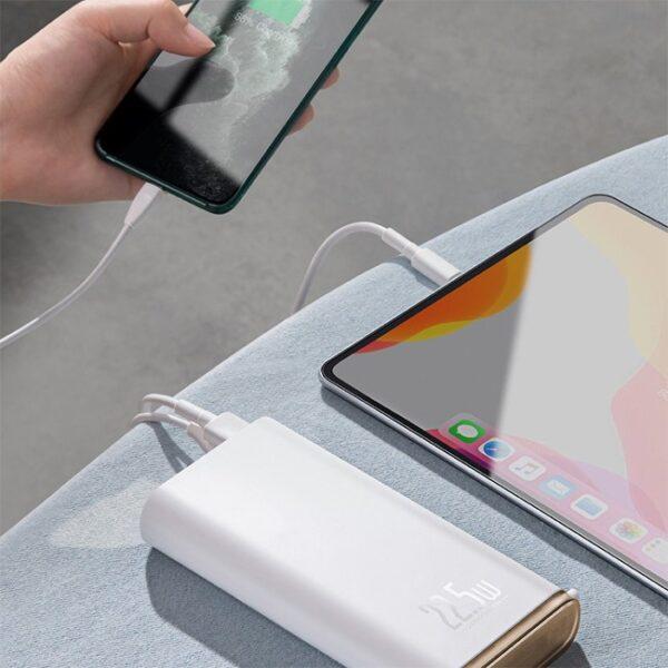 Baseus Starlight Digital Display Quick Charge 20000mAh Power Bank 6