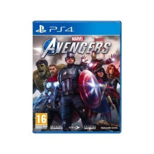Marvel's Avengers - PS4 Game - buy playstation games in sri lanka buy online at cyberdeals.lk