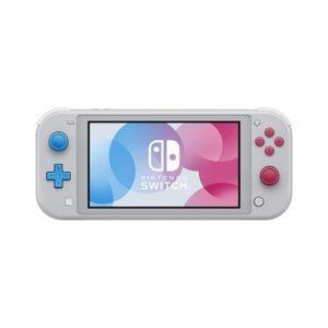 Nintendo Switch Lite Zacian & Zamazenta Edition price in sri lanka buy online at cyberdeals.lk