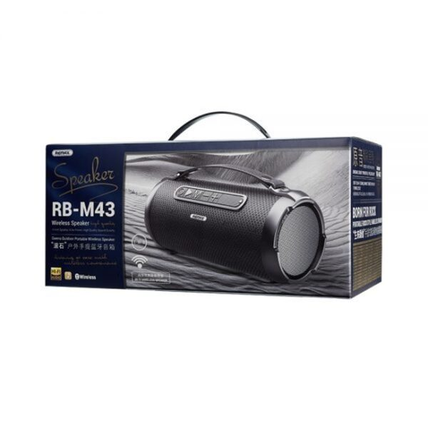 Remax RB M43 Portable Speaker 2