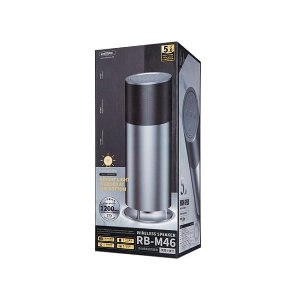 Remax RB M46 Desktop Bluetooth Speaker 3