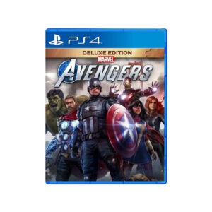 Marvel's Avengers Deluxe Edition - PS4 Game - buy playstation games online from cyberdeals.lk