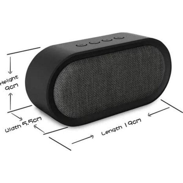 Remax RB M11 Fabric Bluetooth Speaker 5