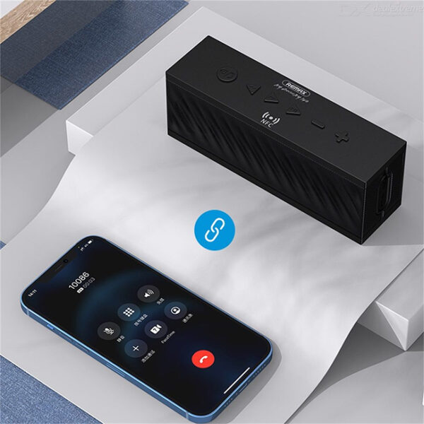 Remax RB M3 Portable Wireless Speaker 3