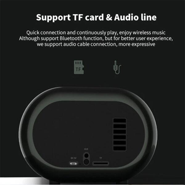 Remax RB M31 Mini Wireless Retro Bluetooth Speaker 3