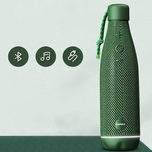 Remax RB M41 Portable Bluetooth Speaker 5