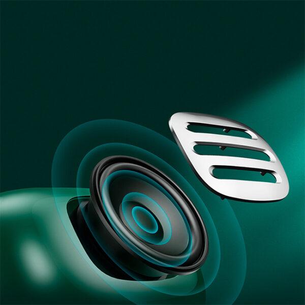 Remax RB M52 Alarm Bluetooth Speaker 2