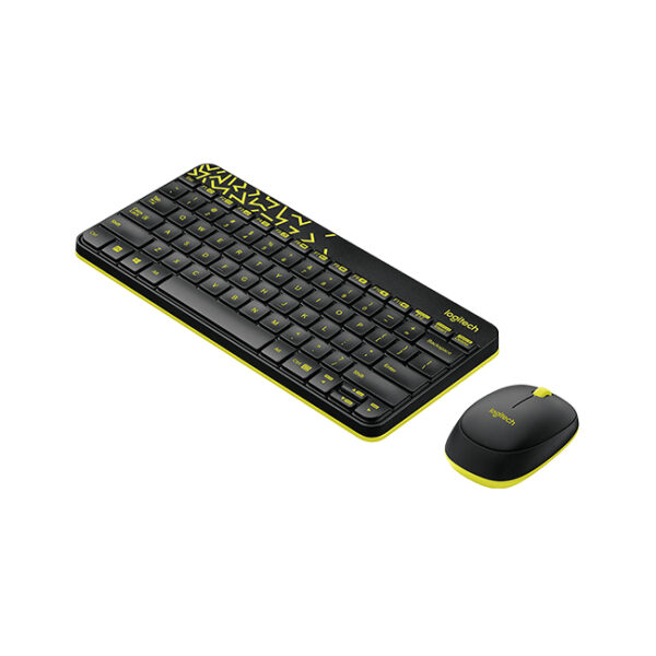 Logitech MK240 Keyboard Mouse Nano Wireless Combo 03