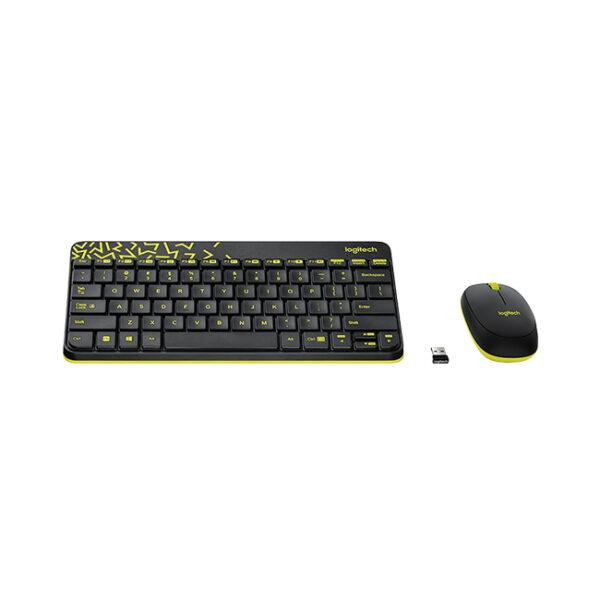 Logitech MK240 Keyboard Mouse Nano Wireless Combo 04