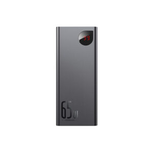 Baseus Adaman Metal Digital Display 65W Quick Charge 20000mAh Power Bank 1