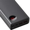 Baseus Adaman Metal Digital Display 65W Quick Charge 20000mAh Power Bank 5