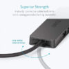 Anker 4-Port Ultra Slim USB 3.0 Data Hub - A7516612 price in sri lanka buy online at cyberdeals.lk