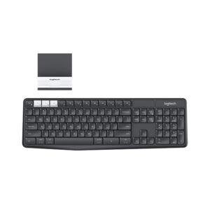 Logitech K375s Multi-Device Wireless Keyboard and Stand Combo price in sri lanka buy online at cyberdeals.lk