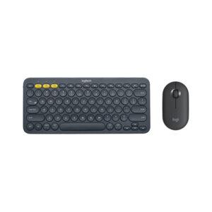 Logitech K380 Multi-Device Keyboard + M350 Pebble Mouse Combo price in sri lanka buy online at cyberdeals.lk