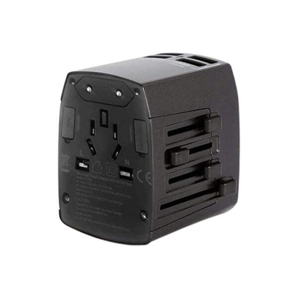 Anker Universal 4 USB Port Travel Adapter 1