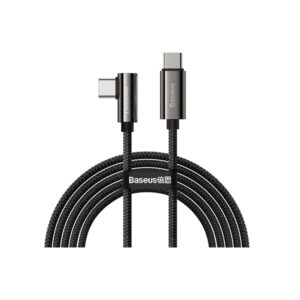 Baseus Legend Series Elbow Fast Charging 100W Type-C Cable price in sri lanka buy online at cyberdeals.lk