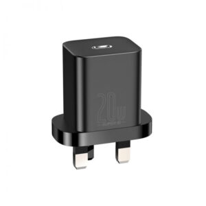 Baseus Super Si 20W 3 Pin Quick Charger