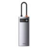 Baseus Metal Gleam Series 6-in-1 Multifunctional Type-C Hub Adapter cahub-cw0g price in sri lanka buy online at cyberdeals.lk