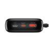 Baseus Qpow 22.5W Digital Display Quick Charge 20000mAh Power Bank 1