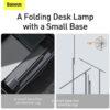 Baseus Rechargeable Folding Reading Desk Lamp 4