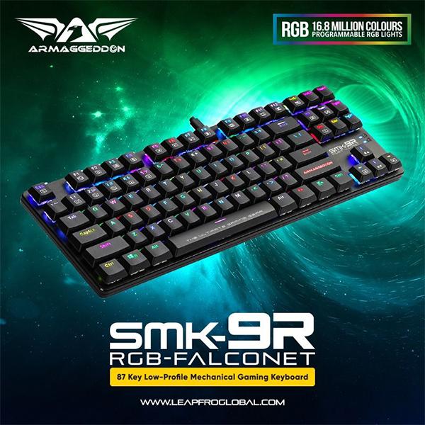 Low Profile Mechanical Gaming Keyboard 04